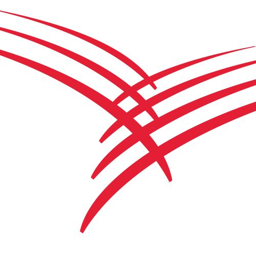 Cardinal Health wings from logo.