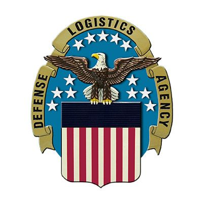 logo reading defense logistics agency