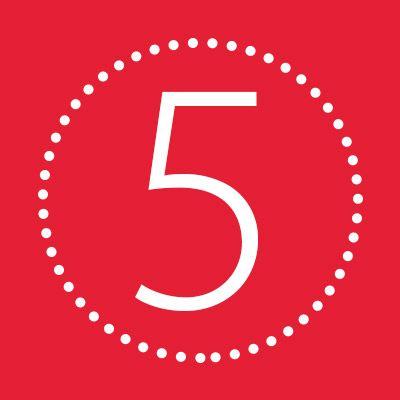 Big number 5.