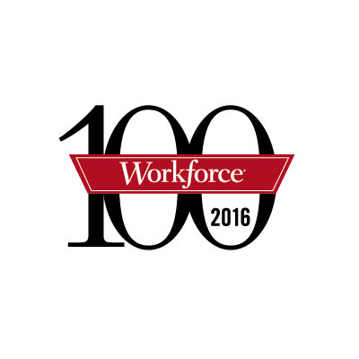 award reading Workforce 100 2016