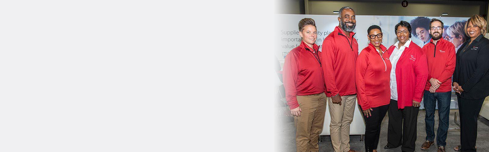 Cardinal Health Supplier Diversity team.
