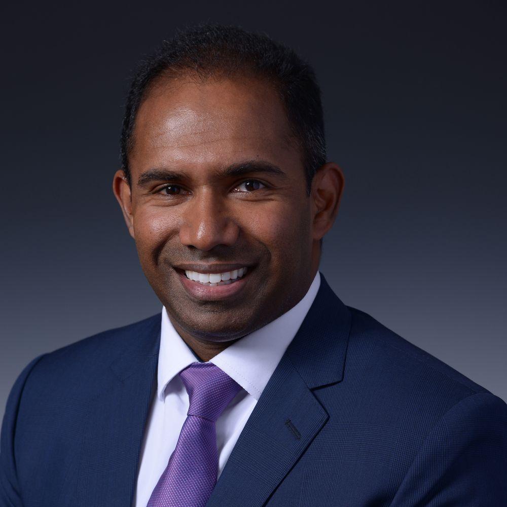 Robert Rajalingam, senior vice president, Strategic Accounts and Enterprise Marketing at Cardinal Health