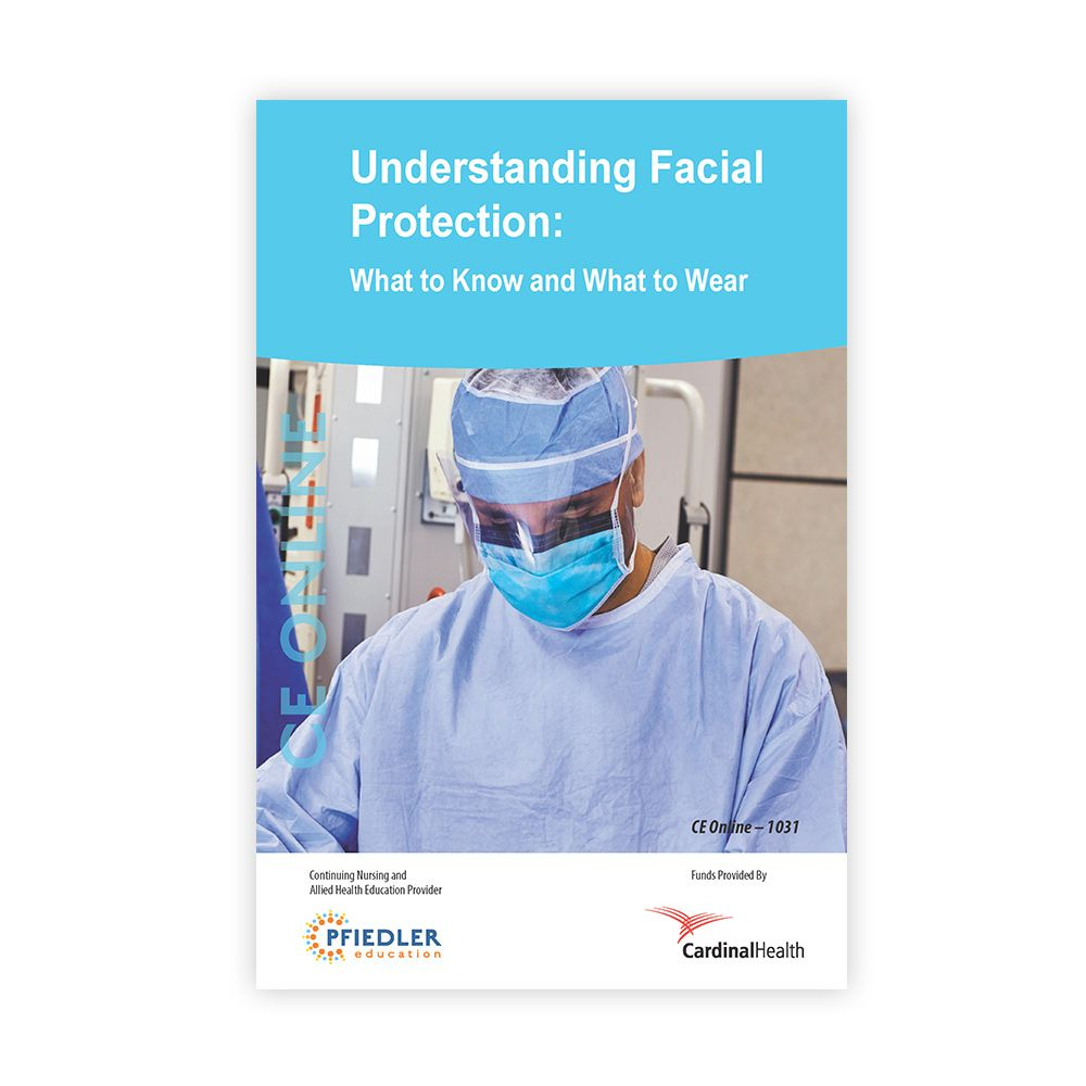 Understanding Facial Protection CE online