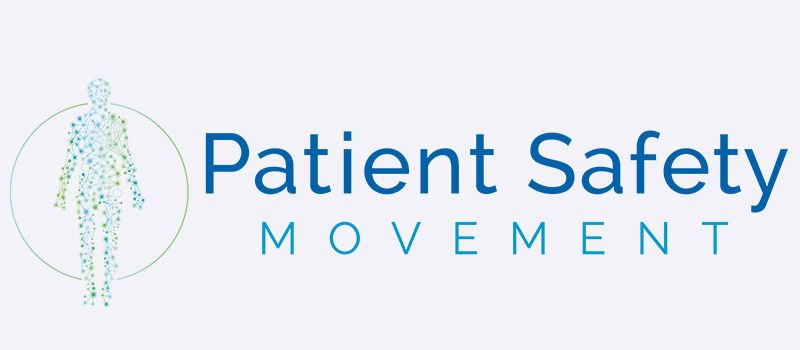Logo for Patient Safety Movement.