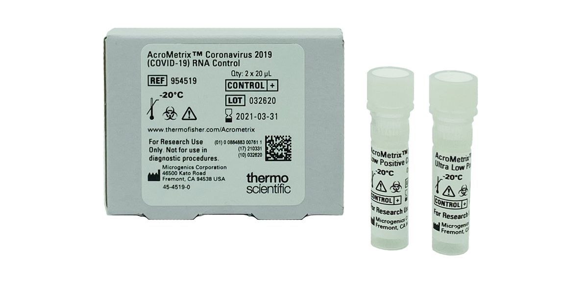 Thermo AcroMetrix™ COVID-19 Positive Control