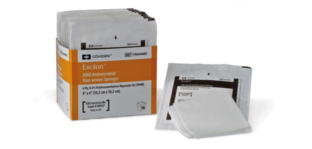 Excilon™ AMD Non-woven Sponges.