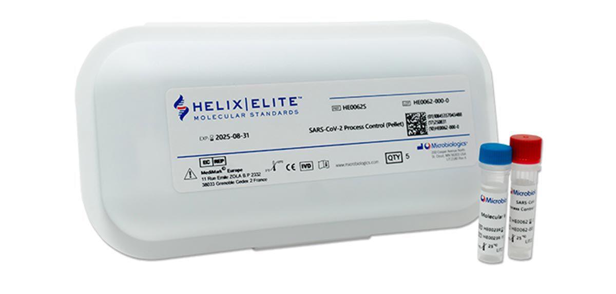 Microbiologics Helix Elite™ SARS-CoV-2 Control