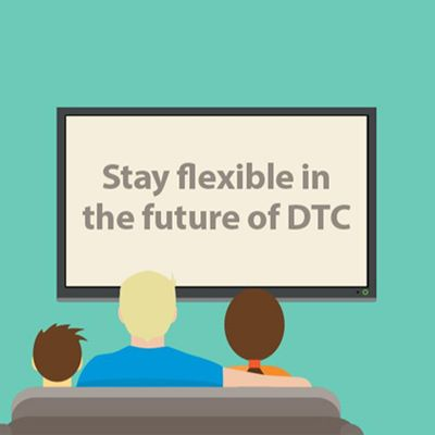 Stay flexible in the future of DTC.