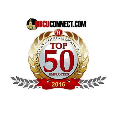 award reading hbcuconnect.com Top 50 Employers 2016