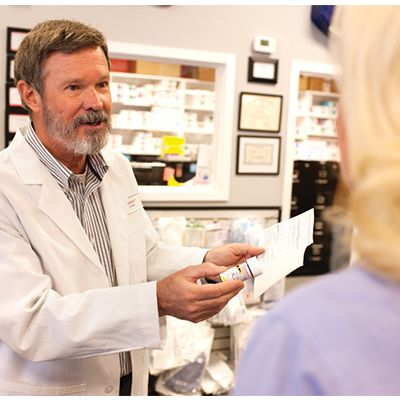 Our (non commercial) specialty pharmacy services help patients who may not be able to afford their medication.