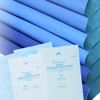 Sterilization Packaging.