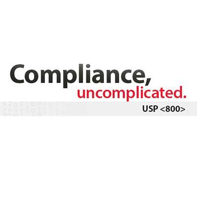 Compliance uncomplicated with USP<800> PPE.