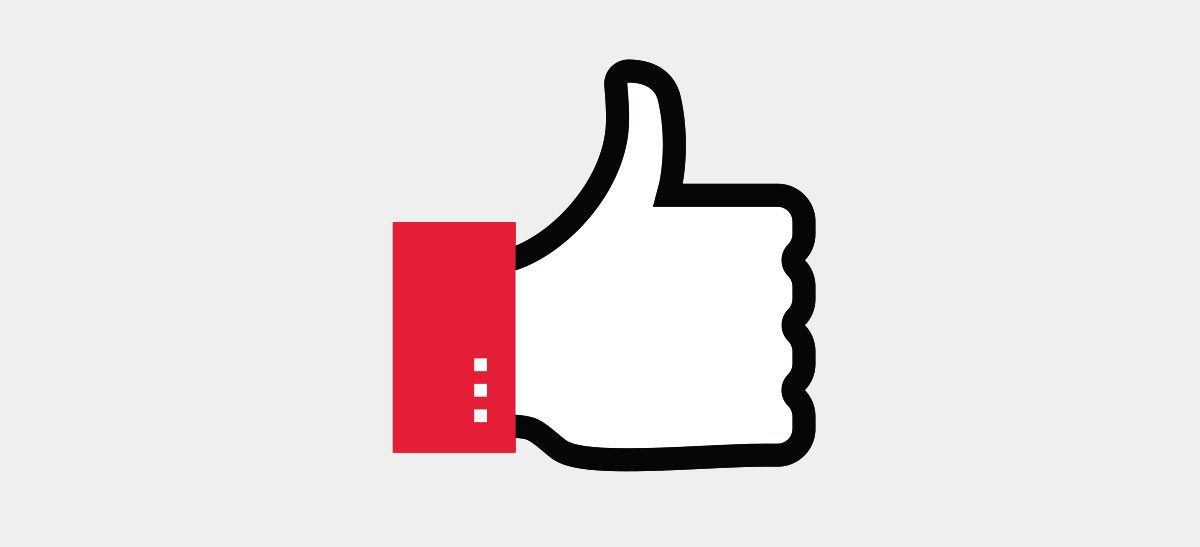 thumbs up icon.