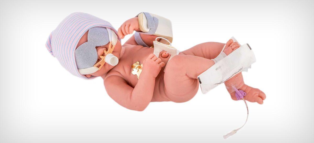 NICU baby model