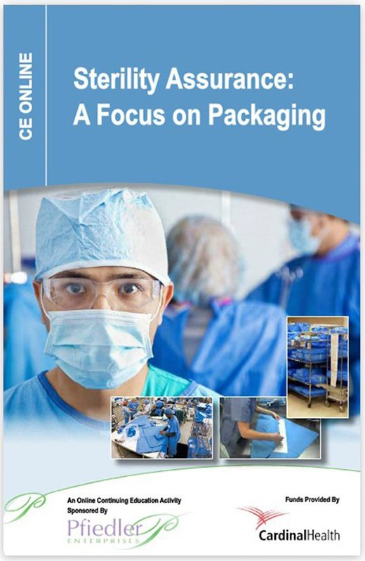Sterility assurance: A focus on packaging.