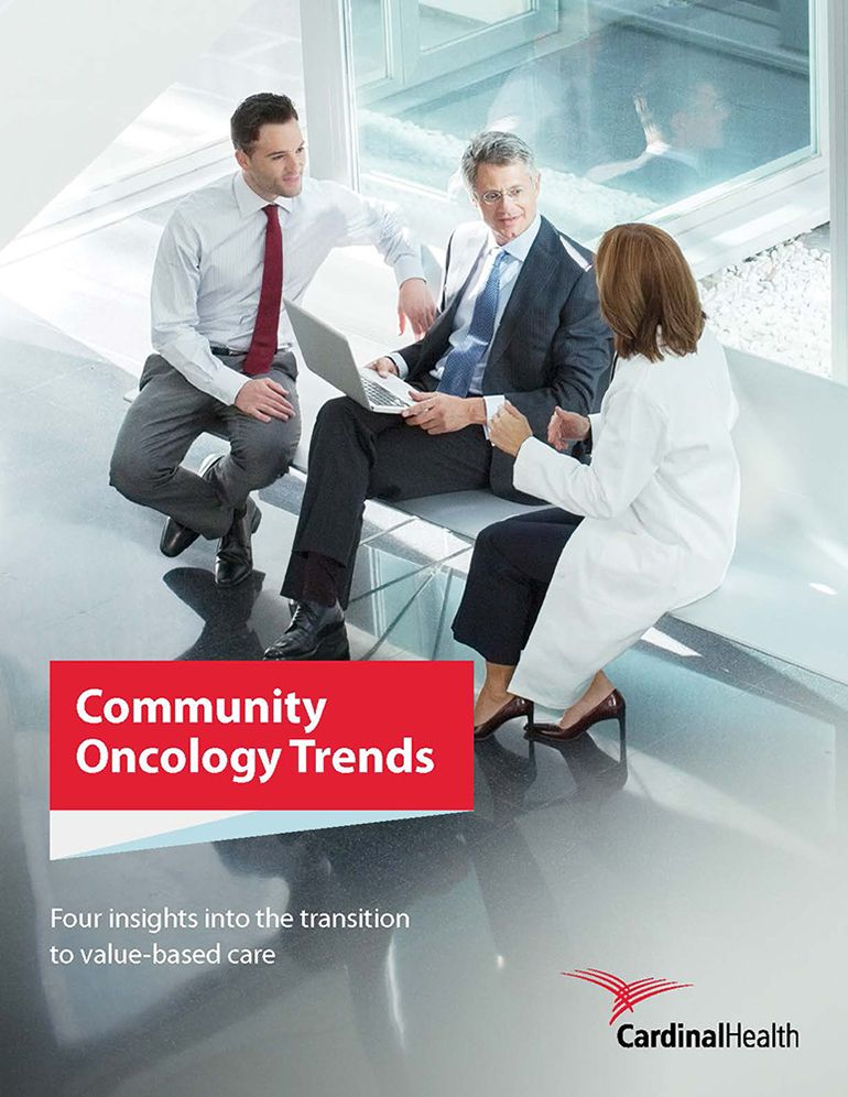 Community Oncology Trends.