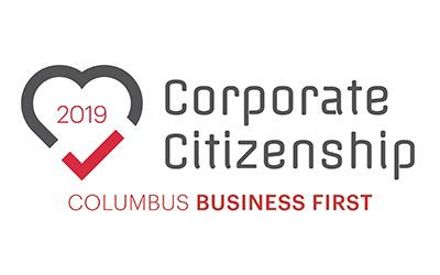 Corporate Citizenship Columbus Business First logo.