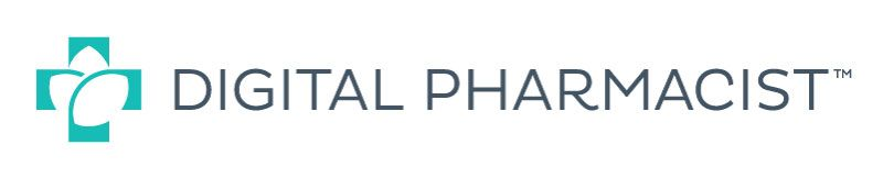 logo reading Digital Pharmacist.