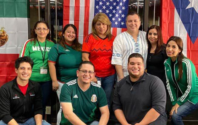 El Paso chapter of ¡HOLA! hosting a Hispanic Heritage celebration.