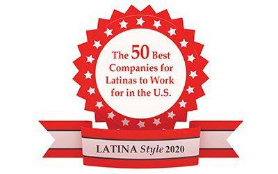 Latina Style 2020 logo.