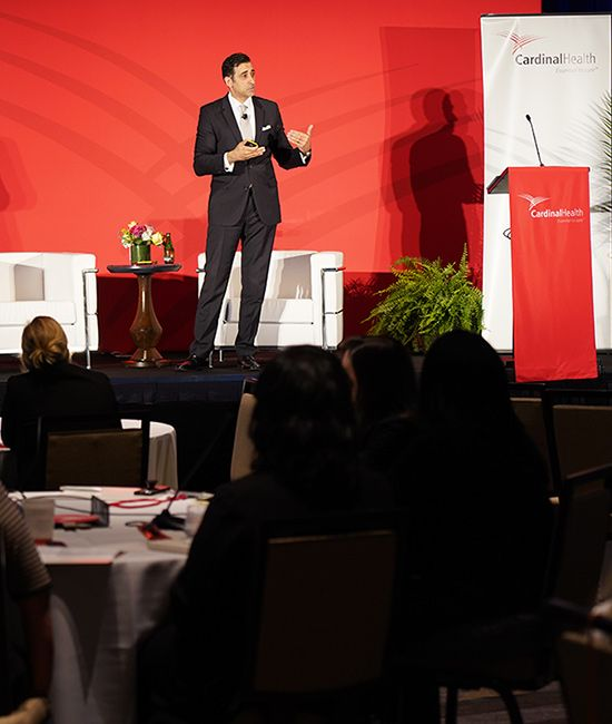 Specialty Summits from Cardinal Health.