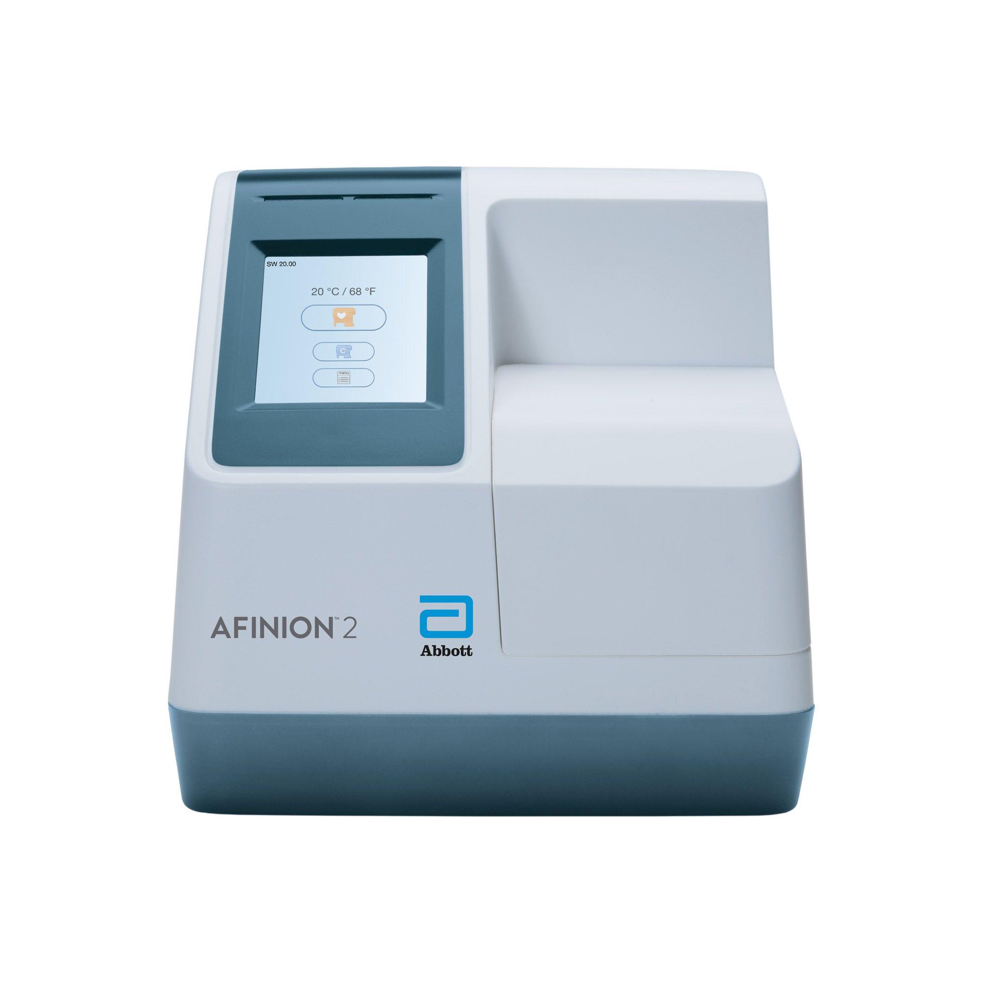 Abbott Afinion 2 product image.