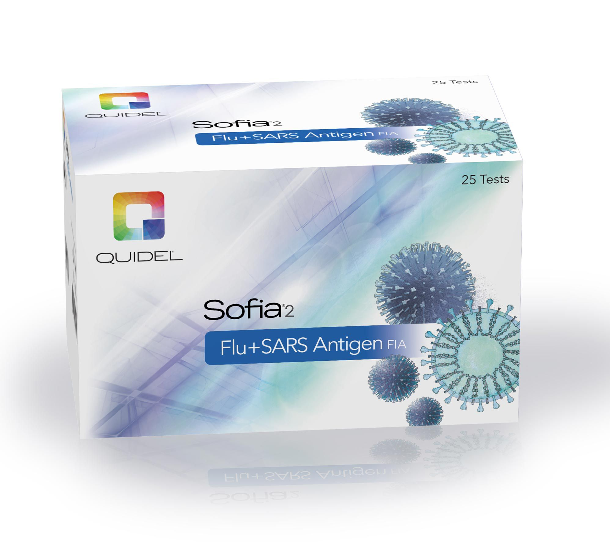 Sofia® 2 Flu + SARS Antigen FIA