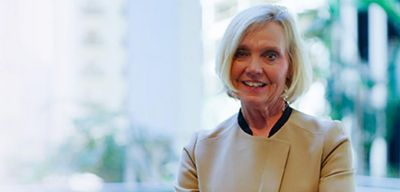 Boston Medical Center prevention program champion, Pamela Rosenkrantz.