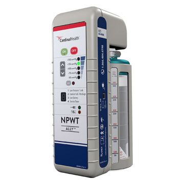 Cardinal Health™ NPWT ALLY™ Therapy System.