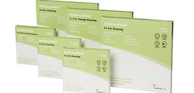 Hydrocolloid dressings.